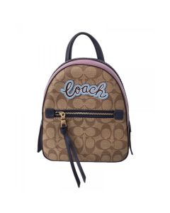 Coach Andy Backpack with Coach Print