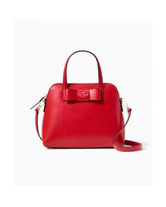 Kate Spade Maise Bow Red