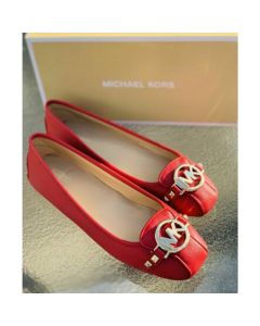 Michael Kors Fulton Shoes Scarlet